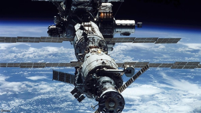 Екатеринбуржцы смогут наблюдать МКС вночном небе