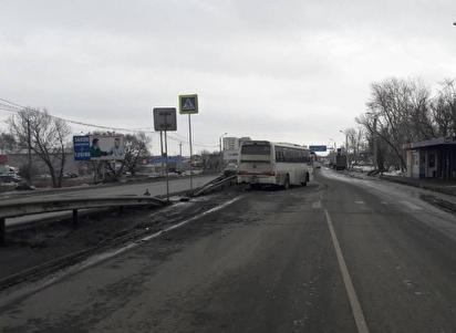 ВЧелябинске автобус спассажирами насмерть сбил пенсионера на«зебре»