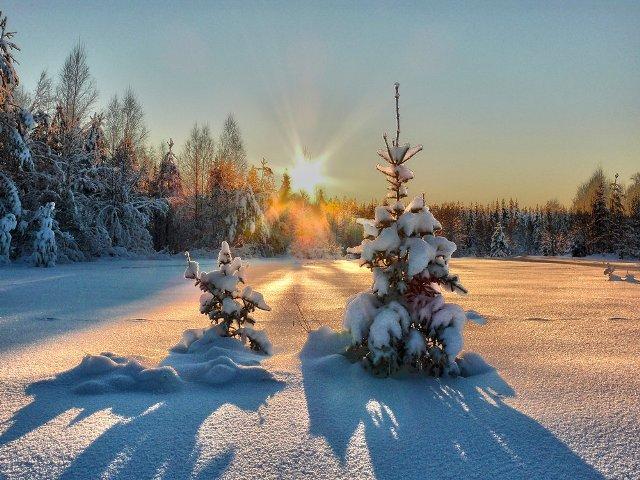 До16 градусов мороза ожидается вТомске всреду