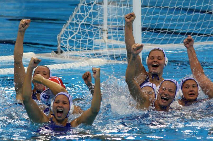 Русские ватерполистки проиграли итальянкам наОлимпийских играх вРио
