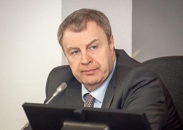 Виталий Бахметьев уходит споста руководителя Магнитогорска