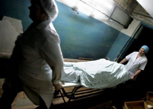 ВЧелябинске отыскали мумию женщины 18декабря в19:59