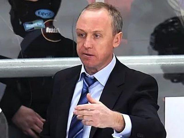Новым тренером хоккейного клуба «Трактора» стал Андрей Соколов