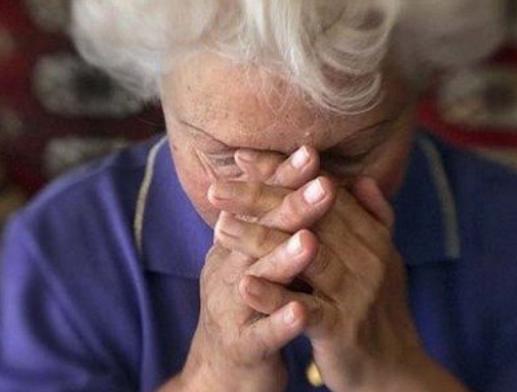 ВАше пенсионерку «излечили» на164 тысячи руб.