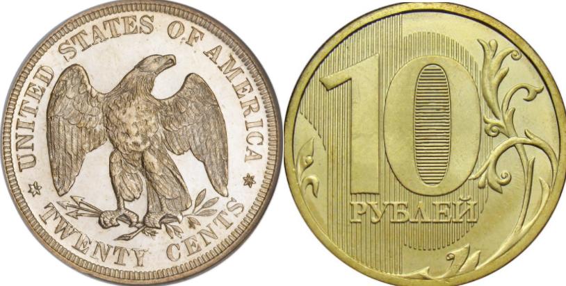 Школьника высадили изавтобуса из-за монеты в20 центов США