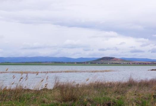 Надувной матрас с сыном забрало насередину озера под Магнитогорском