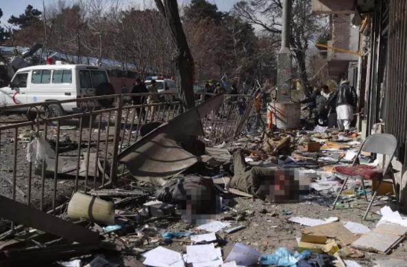 ВКабуле прогремел мощнейший взрыв