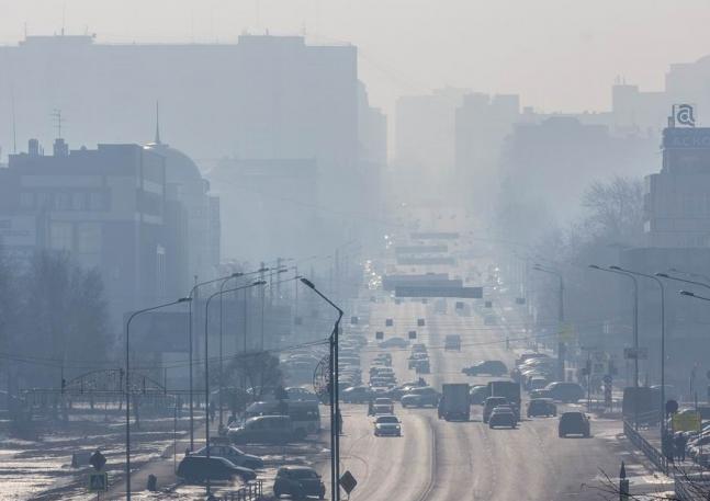 ВЧелябинске ищут источник неприятного запаха, встревожившего городских жителей