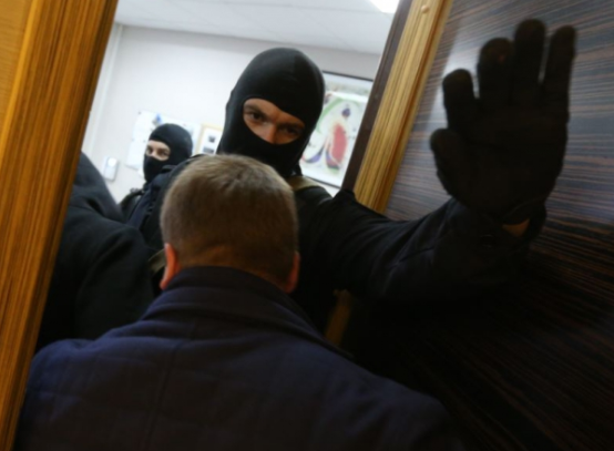 В 2-х министерствах Башкирии прошли выемки документов