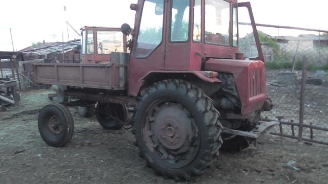 Трактор наехал наребёнка вУвельском районе