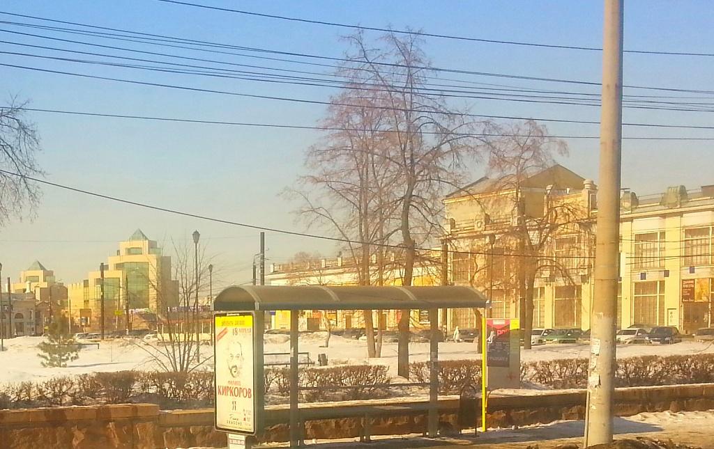 30 остановок нагостевых маршрутах Челябинска выполнят в цельном стиле