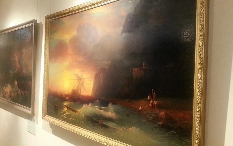 Айвазовский выставка айвазовского - 8ee65