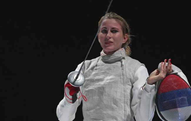 Курская рапиристка выиграла пятый Кубок России
