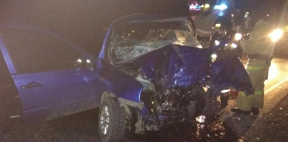Устроивший крупное ДТП под Чебаркулем водитель засыпал по дороге