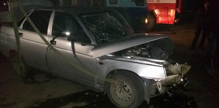 В Троицке разбился пассажир убегавшего от ДПС ВАЗа